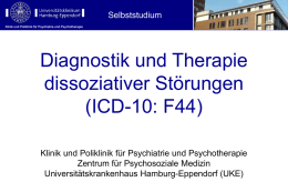 PowerPoint-Präsentation - Universitätsklinikum Hamburg