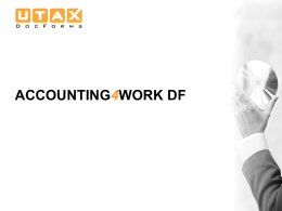 UTAX Accounting4Work - Kipp & Poffo Office Consulting GmbH