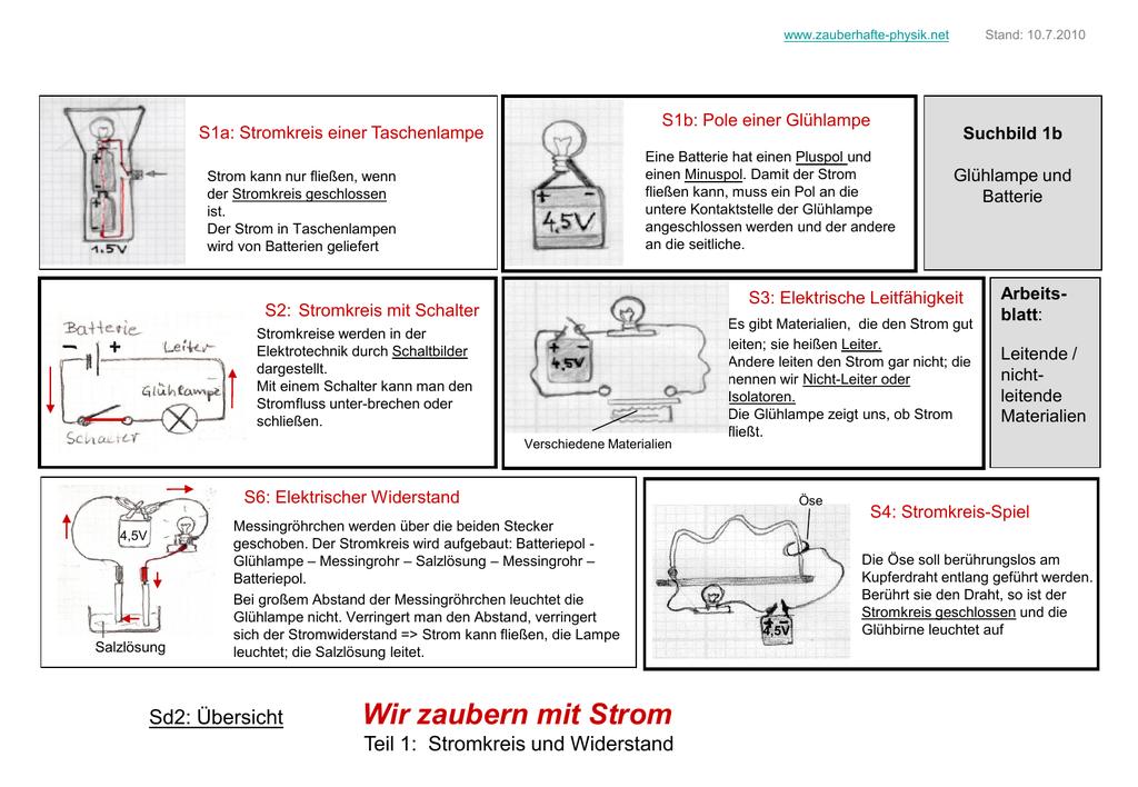 Groß Glühbirne Schaltplan Parallel Bilder - Die Besten Elektrischen ...