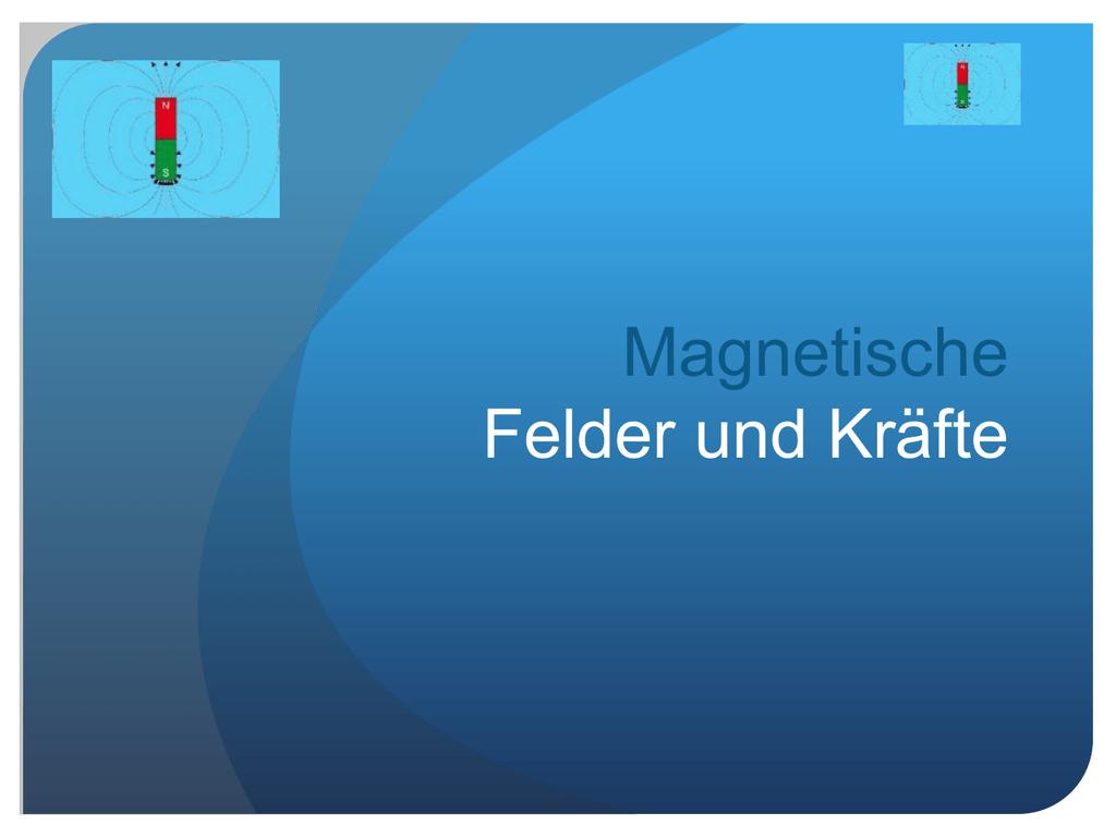 welche magnetarten gibt es