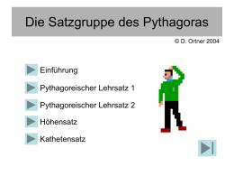 11 Pythagoras
