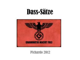 satzakzent im deutschen