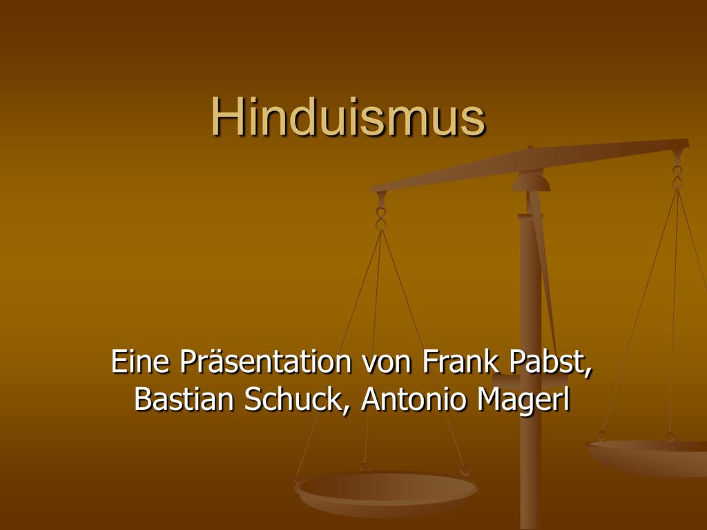 Hinduismus Regeln