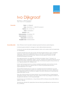 Ivo Dijkgraaf - Addid IT services