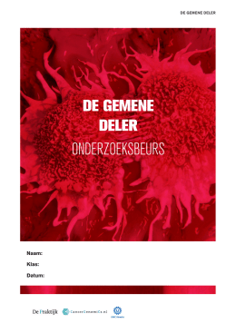 De gemene deler - Alles over DNA