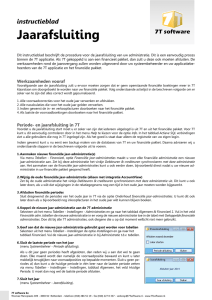 Download 7T software jaarafsluiting 2014