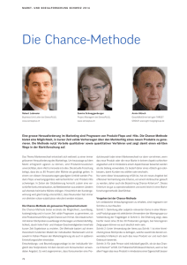 Die Chance-Methode