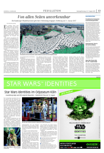 star wars™ identities - General