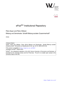 ePub Institutional Repository