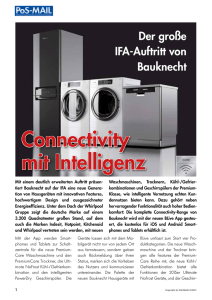 Connectivity mit Intelligenz