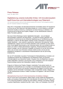 US Innovationssystem kauft Know-how und Internettechnologien