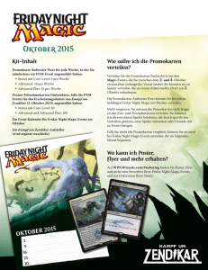 Oktober 2015 - Wizards of the Coast