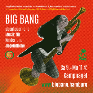 BIG BANG - Kampnagel
