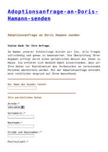 Adoptionsanfrage-an-Doris- Hamann-senden - pro