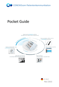 Pocket Guide - KaVo. Dental Excellence.
