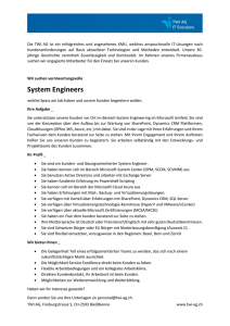 System Engineers