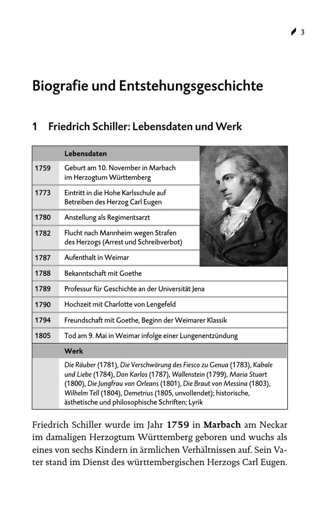 Biografie Und Entstehungsgeschichte