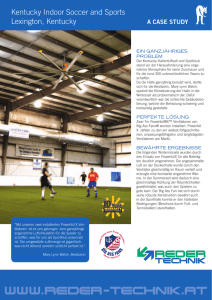 Kentucky Indoor Soccer and Sports Lexington