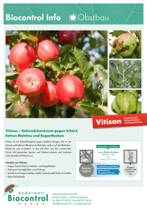 Biocontrol Info Obstbau