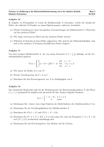 Tutoriumsblatt 4