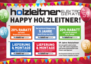 HAPPY HOLZLEITNER!
