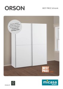 BEST PRICE Schrank 399.