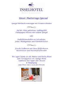 Unser Muttertags-Special