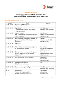 Agenda zum e-Business G