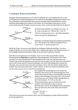 Kapitel 4 - Mathematik in der Universität Bremen