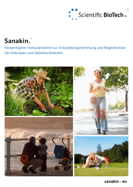 SANAKIN Patienteninformation
