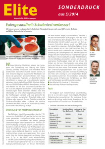 Artikel Elite Sonderdruck