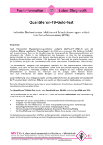 Quantiferon-TB-Gold-Test
