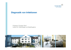 (Microsoft PowerPoint - Diagnostik von Infektionen.ppt