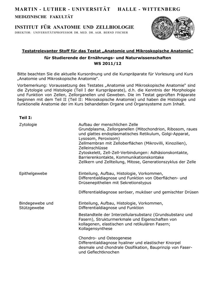 Wunderbar Anatomie Der Menschlichen Zelle Galerie - Menschliche ...