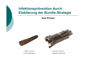 Was bringt die Bundle-Strategie?