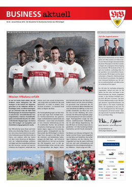 business - VfB Stuttgart