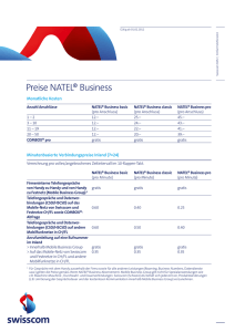 NATEL® Business Abos