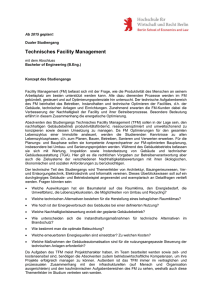 Technisches Facility Management