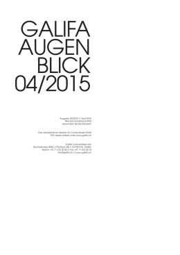 Galifa Augenblick April 2015 Web