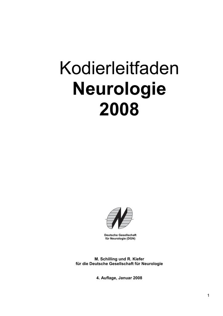 andere neurologische komplexbehandlung