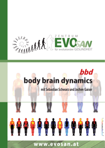 body brain dynamics