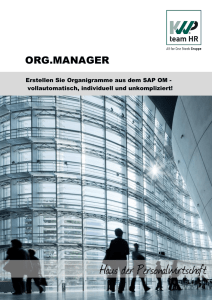 org.manager - KWP team HR: KWP team HR