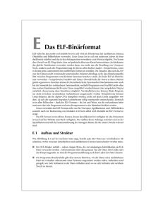 ELF-Binärformat