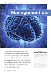 Management der Bipolare