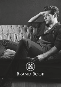 Brand Book - M Room Barbershop