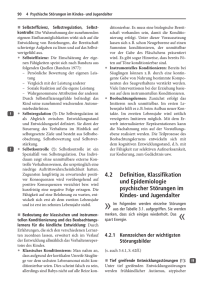 4.2 Definition, Klassifikation und Epidemiologie psychischer