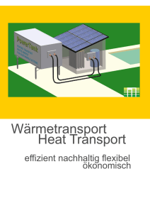 Wärmetransport Heat Transport