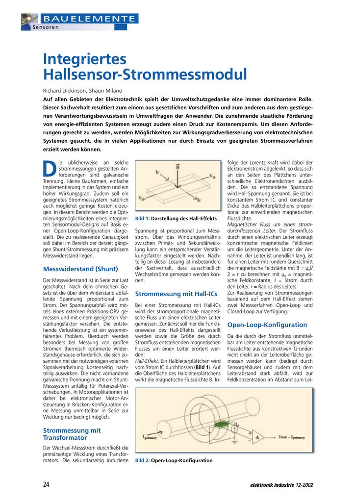 Vollständigen Artikel als PDF herunterladen - All