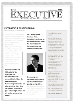 The-Executive-Newsletter-Mai-2011