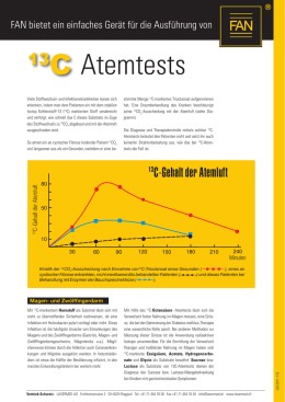 Flyer 13C Atemtests dt